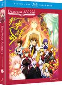 Dragonar Academy Blu-ray DVD
