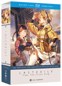 Last Exile Fam the Silver Wing Part 1 Limited Edition Blu-ray/DVD