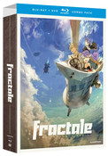 Fractale Limited Edition Blu-ray/DVD