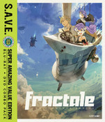 Fractale Blu-ray/DVD SAVE Edition