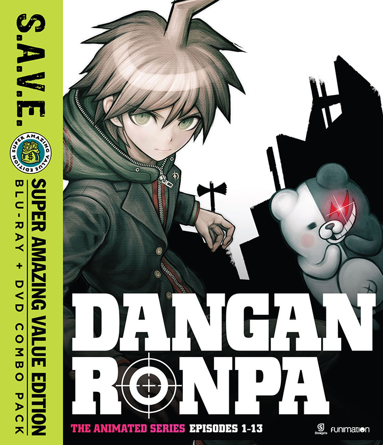 Danganronpa Blu-ray/DVD SAVE Edition 704400090387
