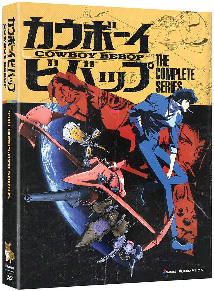 Cowboy Bebop Complete Series