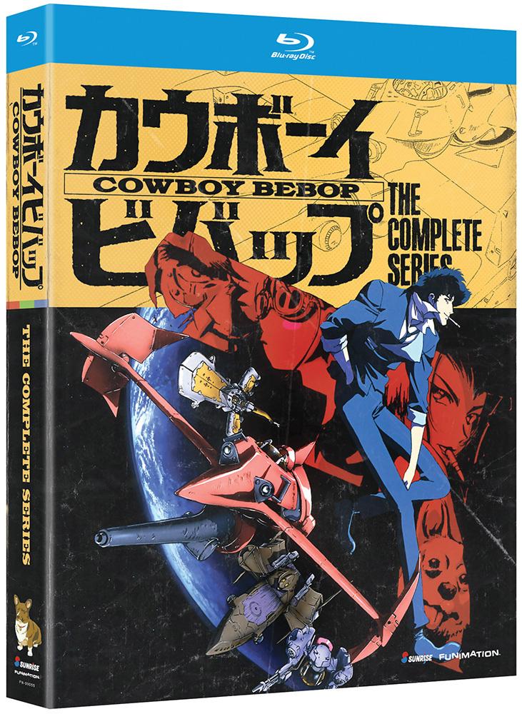 Cowboy Bebop Complete Series Blu-ray
