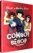 Cowboy Bebop The Movie Knocking On Heaven's Door Steelbook Blu-ray