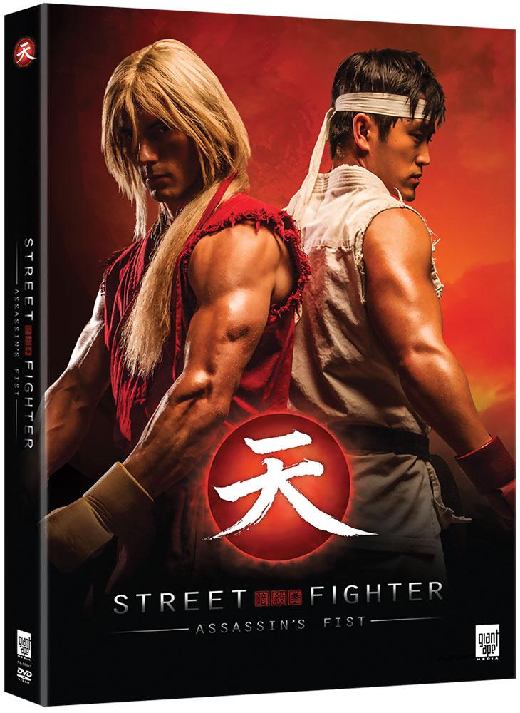 Street Fighter Assassin's Fist DVD 704400090660