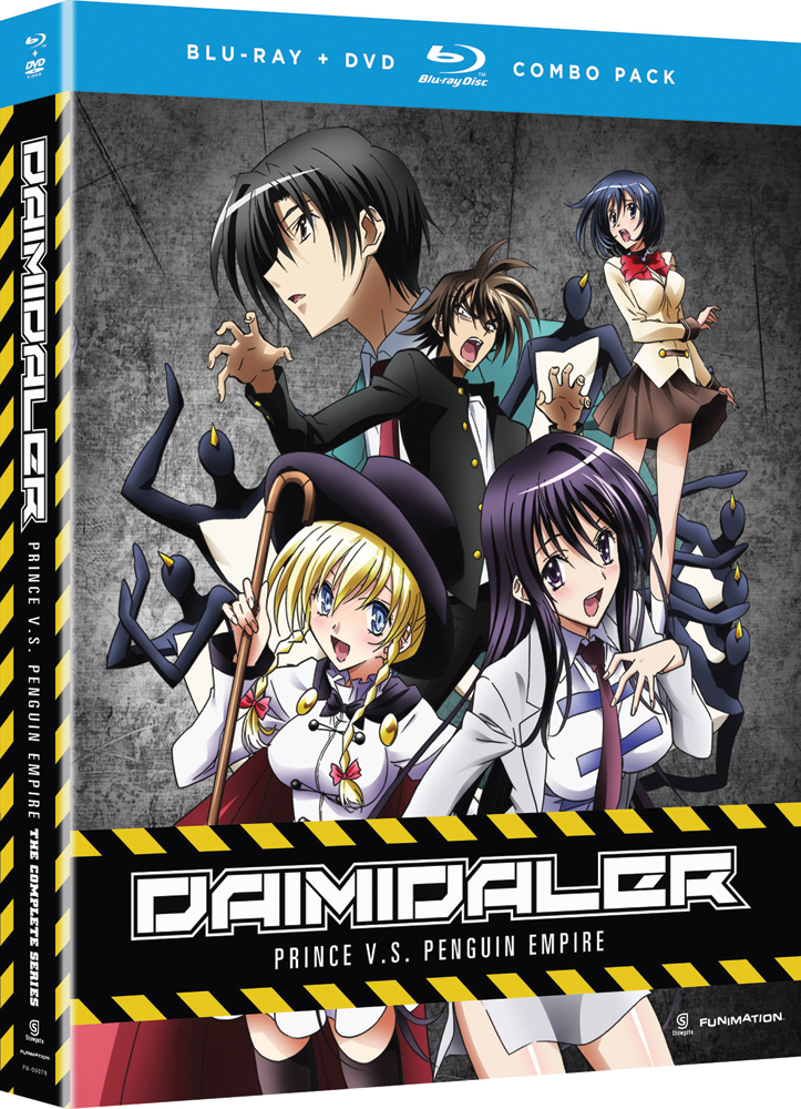 Daimidaler Blu-ray/DVD 704400090783