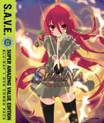 Shakugan no Shana Season 3 Blu-ray/DVD SAVE Edition