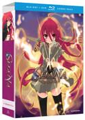 Shakugan no Shana Season 3 Part 1 Limited Edition Blu-ray/DVD