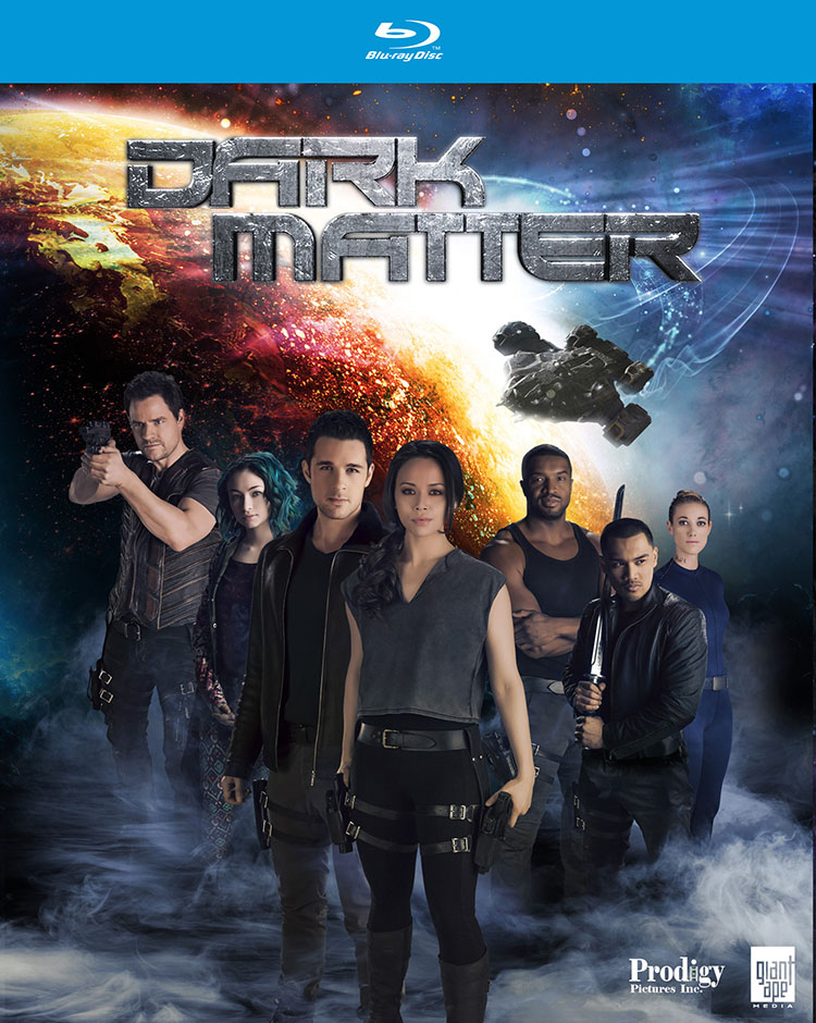 Dark Matter Season 1 Blu-ray 704400091070