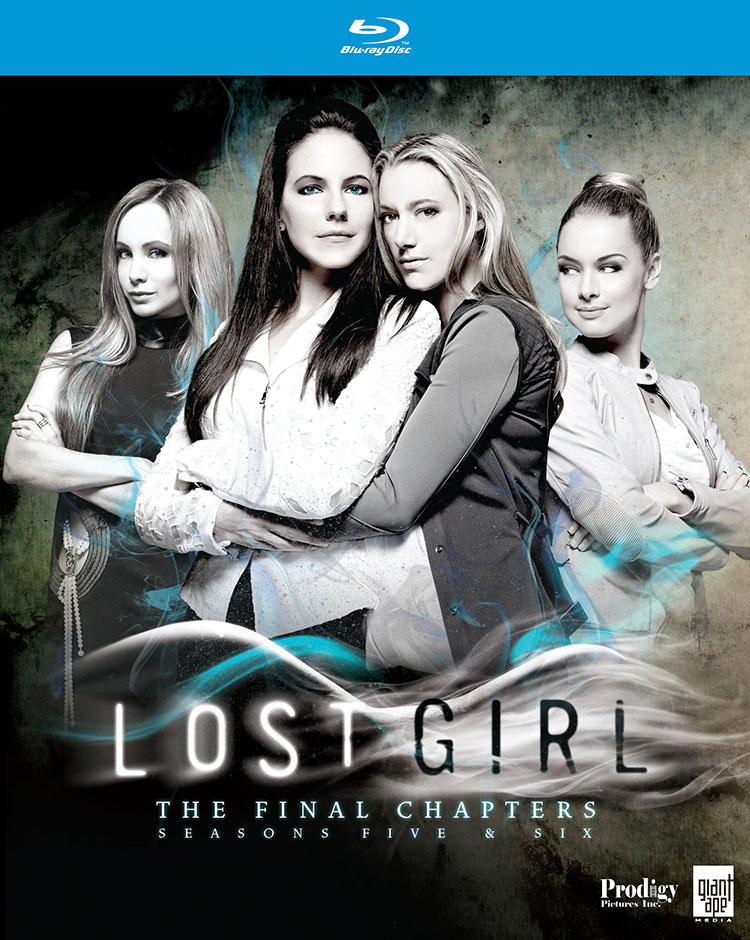 Lost Girl Season 5-6 Blu-ray 704400091094