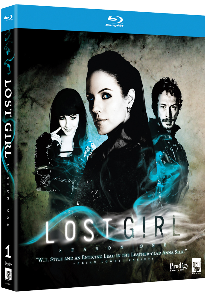 Lost Girl Season 1 Blu-ray 704400091124