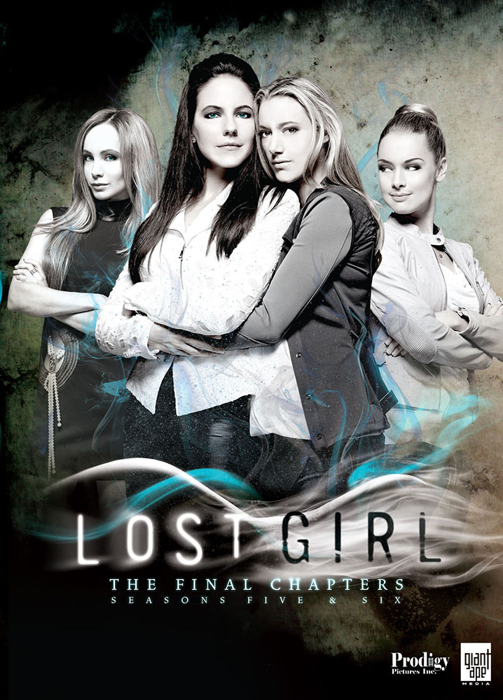 Lost Girl Season 5-6 DVD 704400091575