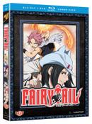 Fairy Tail Part 6 Blu-ray/DVD