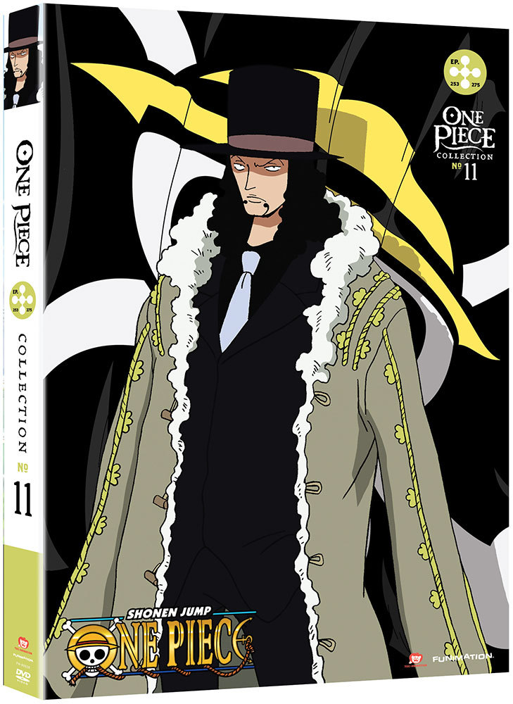 One Piece Collection 11 DVD Uncut