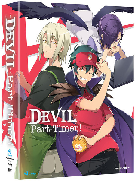 Home shop blu ray the devil is a part timer limited edition blu