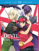 The Devil is a Part-Timer Blu-ray/DVD