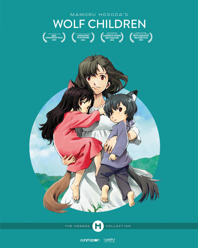 Wolf Children Collector's Edition Blu-ray/DVD 704400092435