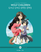 Wolf Children Collector's Edition Blu-ray/DVD + UV