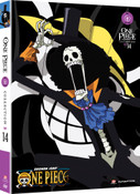 One Piece Collection 14 DVD