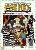 One Piece Season 7 Part 4 DVD Uncut