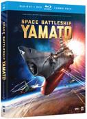 Space Battleship Yamato (2010) Blu-ray/DVD