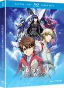 Buddy Complex Blu-ray DVD