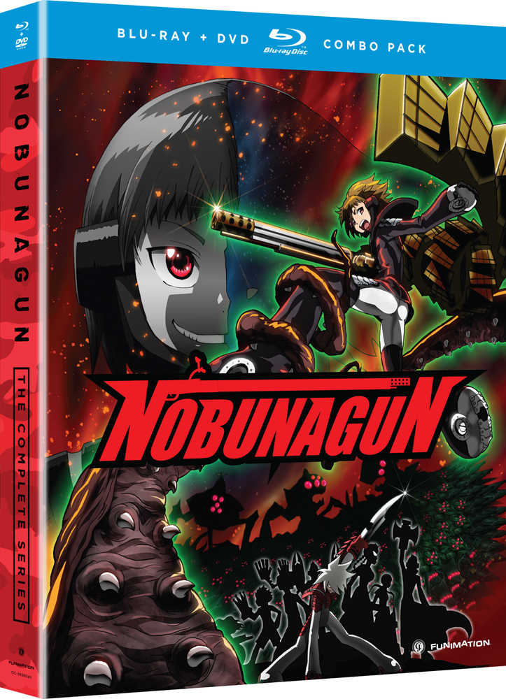 Nobunagun Blu-ray/DVD 704400093012