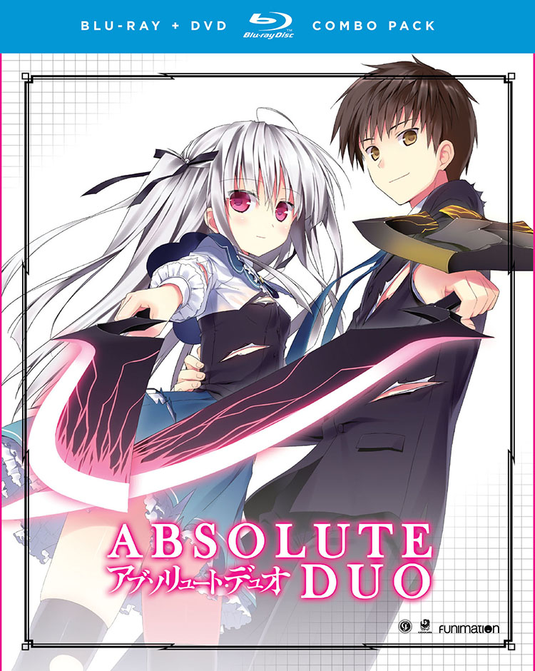 Absolute Duo Blu-ray/DVD