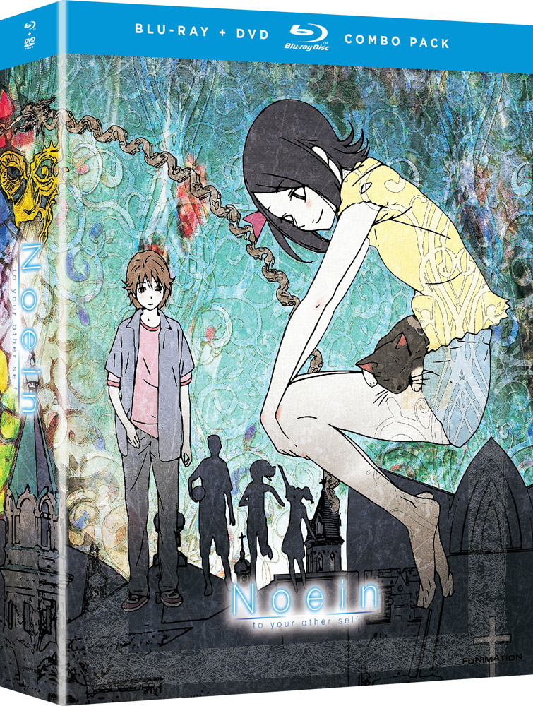 Noein Blu-ray/DVD 704400093166