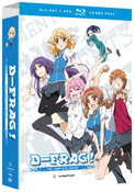D-Frag! Limited Edition Blu-ray/DVD