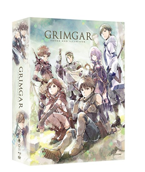 Grimgar Limited Edition Blu-ray/DVD