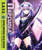 Hyperdimension Neptunia Blu-ray/DVD SAVE Edition