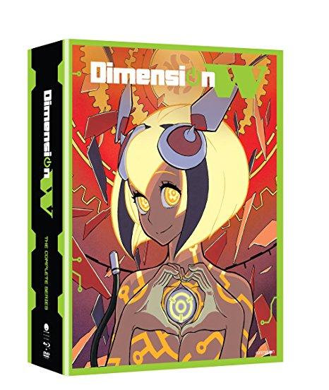 Dimension W Limited Edition Blu-ray/DVD