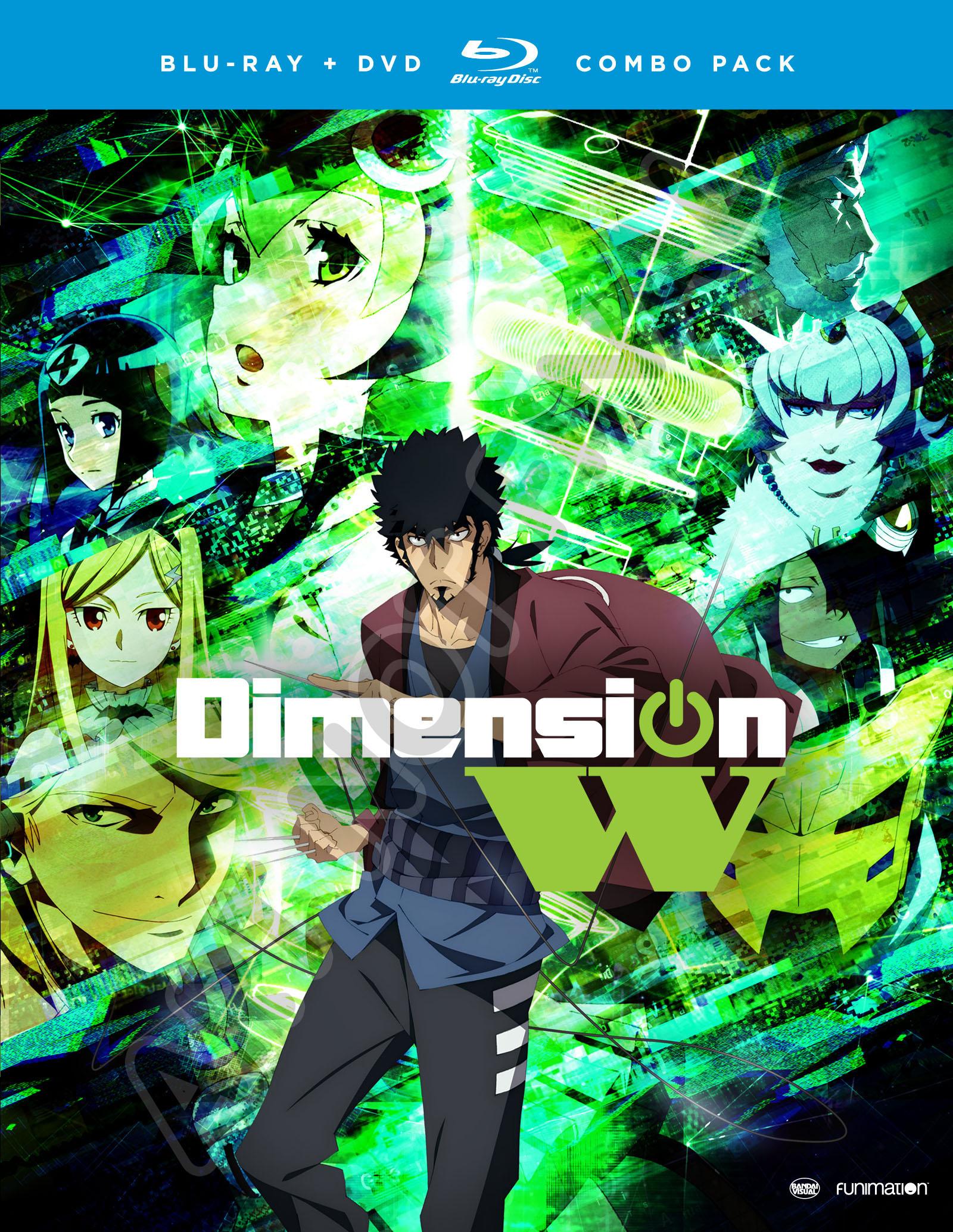 Dimension W Blu-ray/DVD 704400093364