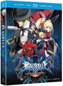 BlazBlue Alter Memory Blu-ray/DVD