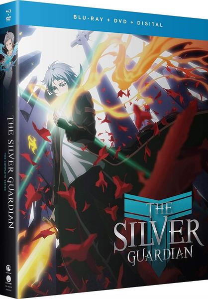 The Silver Guardian Blu-ray/DVD