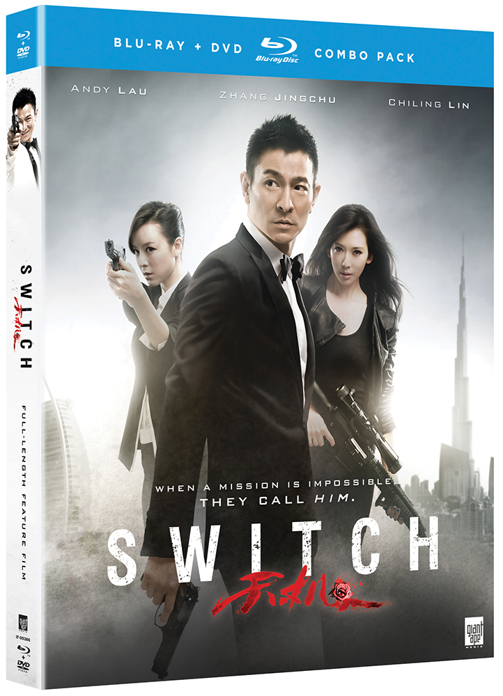 Switch Blu-ray/DVD 704400093869
