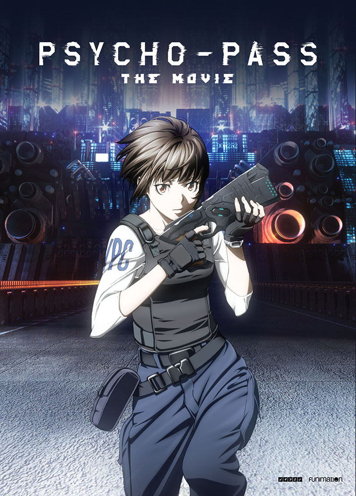 PSYCHO-PASS The Movie DVD 704400094293