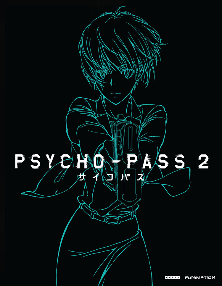 PSYCHO-PASS Season 2 Premium Edition Blu-ray 704400094347