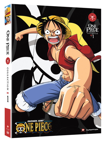One Piece Collection 1 DVD
