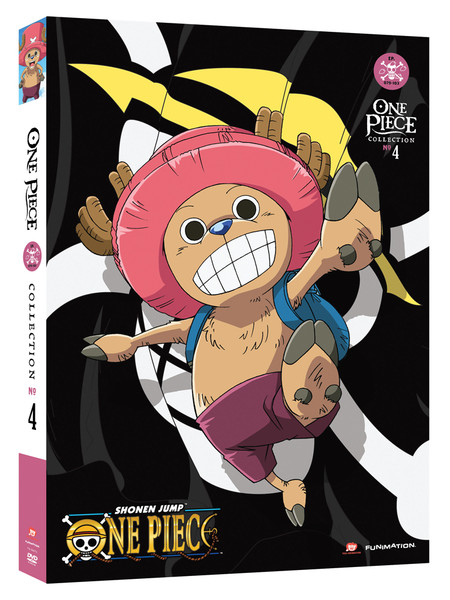 One Piece Collection 4 DVD Uncut