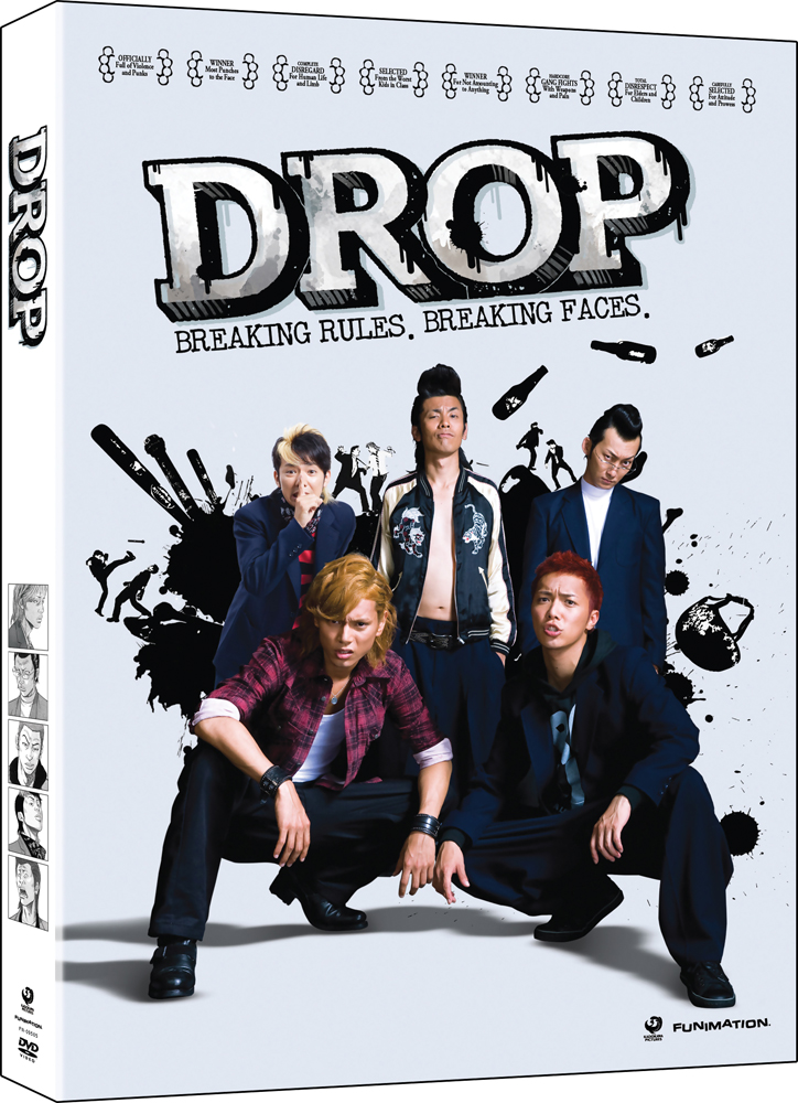 Drop (Doroppu) DVD 704400095054
