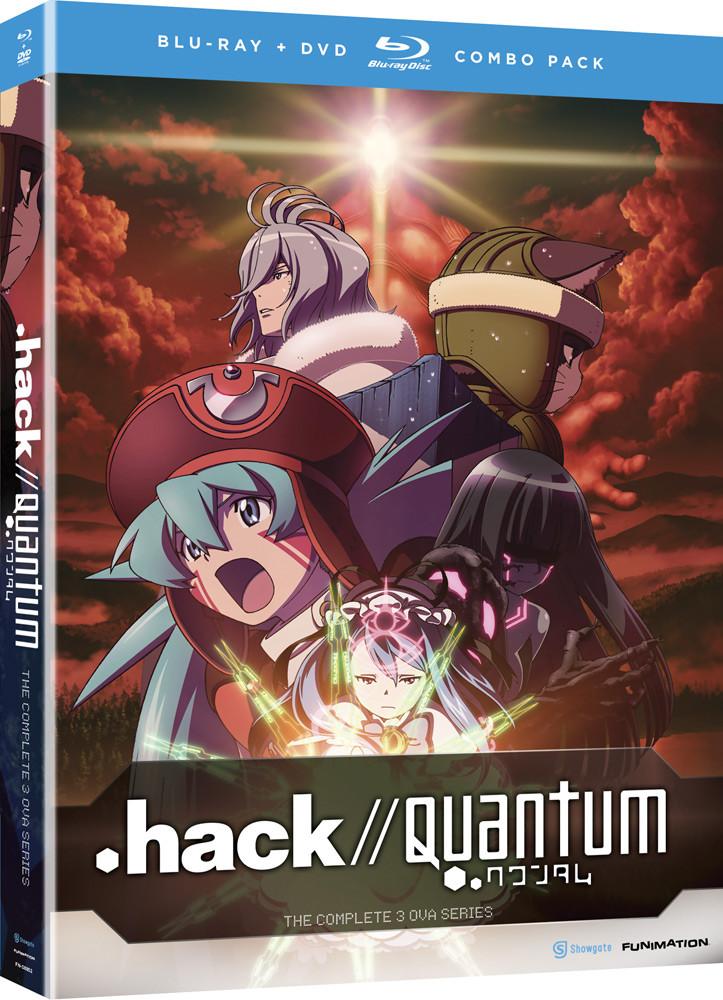 .hack//Quantum Complete OVA Series Blu-ray/DVD