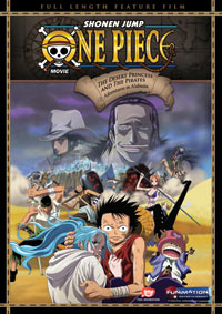One Piece Movie 8 Episodes of Alabasta DVD 704400095801