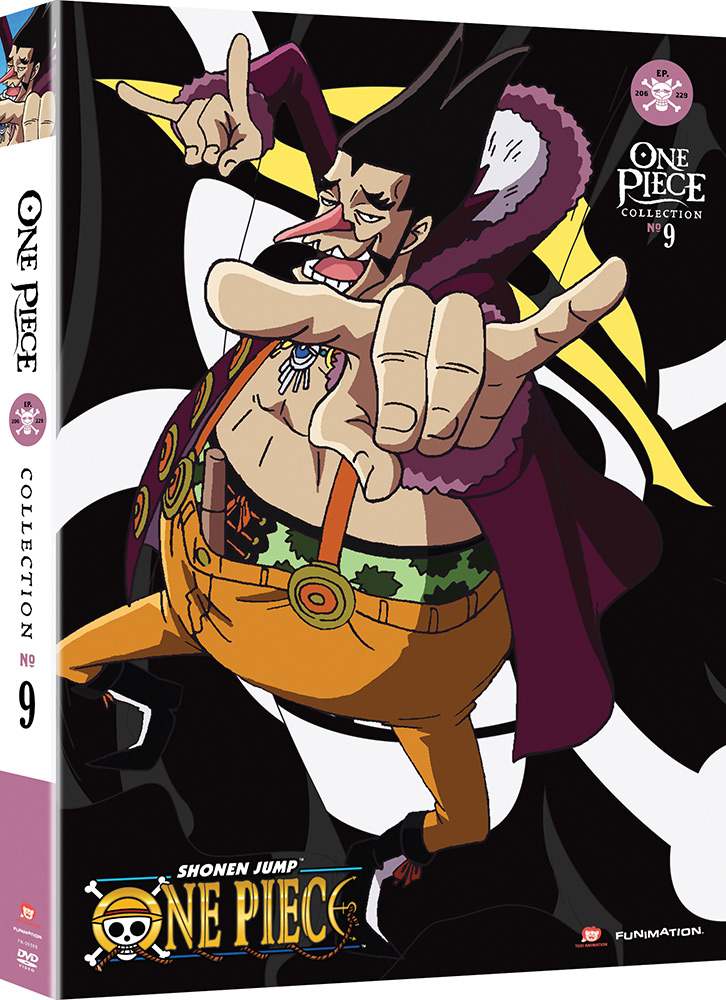 One Piece Collection 9 DVD