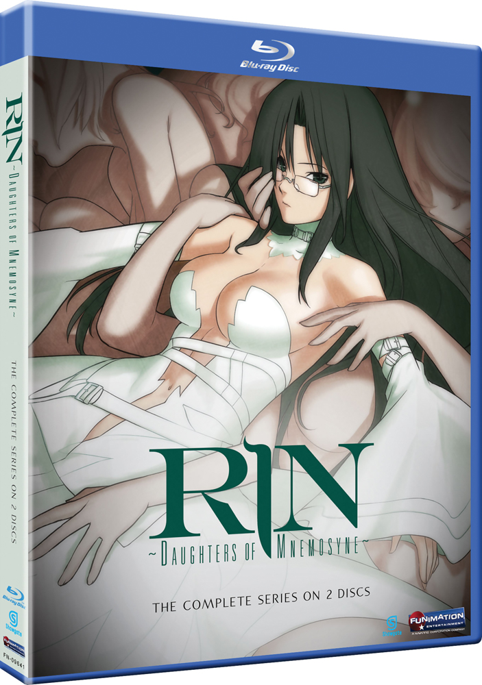Rin Daughters of Mnemosyne Blu-ray 704400096419