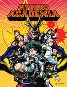 My Hero Academia Season 1 Limited Edition Blu-ray/DVD