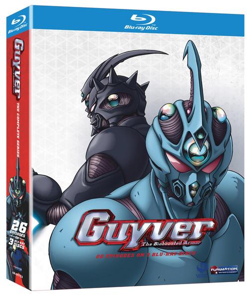 Guyver Complete Series Blu-Ray