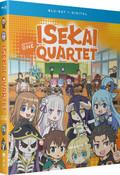 Isekai Quartet Season 1 Blu-ray