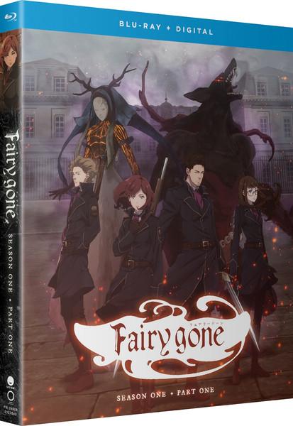 Fairy gone Season 1 Part 1 Blu-ray